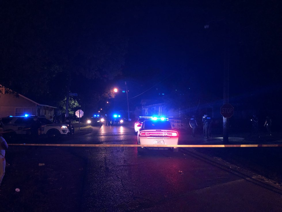 Officers with the Baton Rouge Police Department responded to N 26th and Laurel streets about...