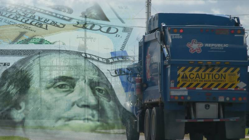 Republic Services has dumped thousands of dollars into political campaign funds amid ongoing...