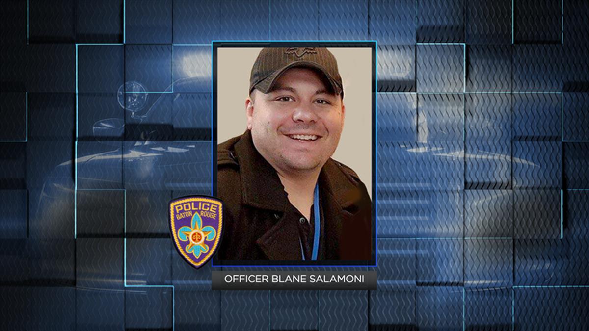 Officer Blane Salamoni