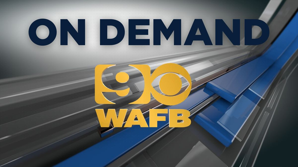 Watch past episodes of WAFB 9News.