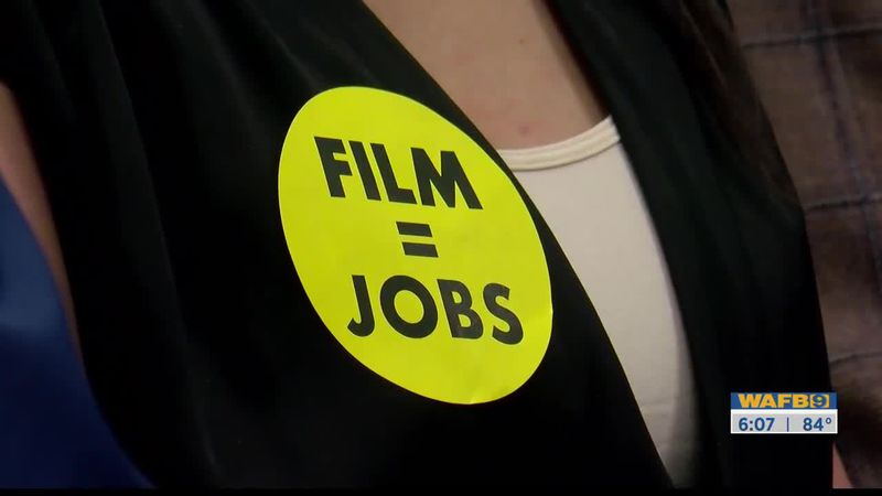Louisiana lawmakers working to recharge state's movie industry