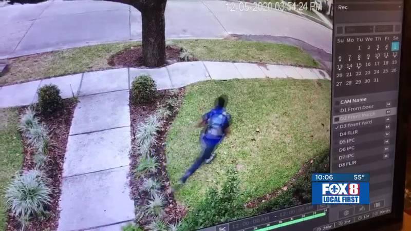 Porch Theft
