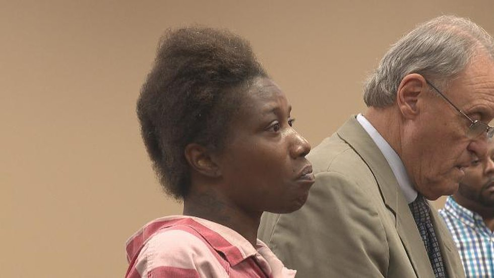 Celeste Smith is being held without bond