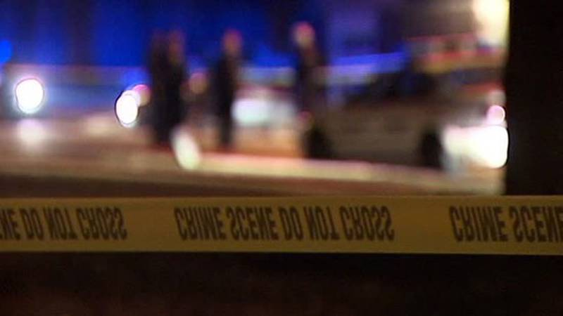 Two men were injured in a shooting in Baker.