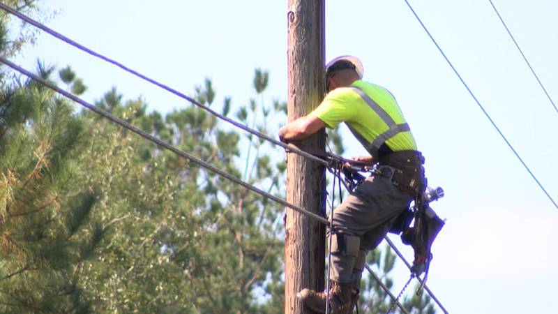 Local organizations teaming up to feed linemen working in Louisiana