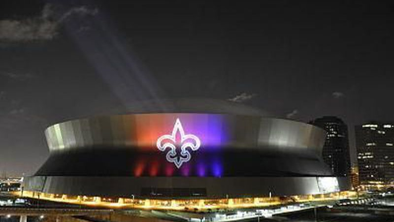 The City is still in talks with the Saints about fans returning to the Superdome