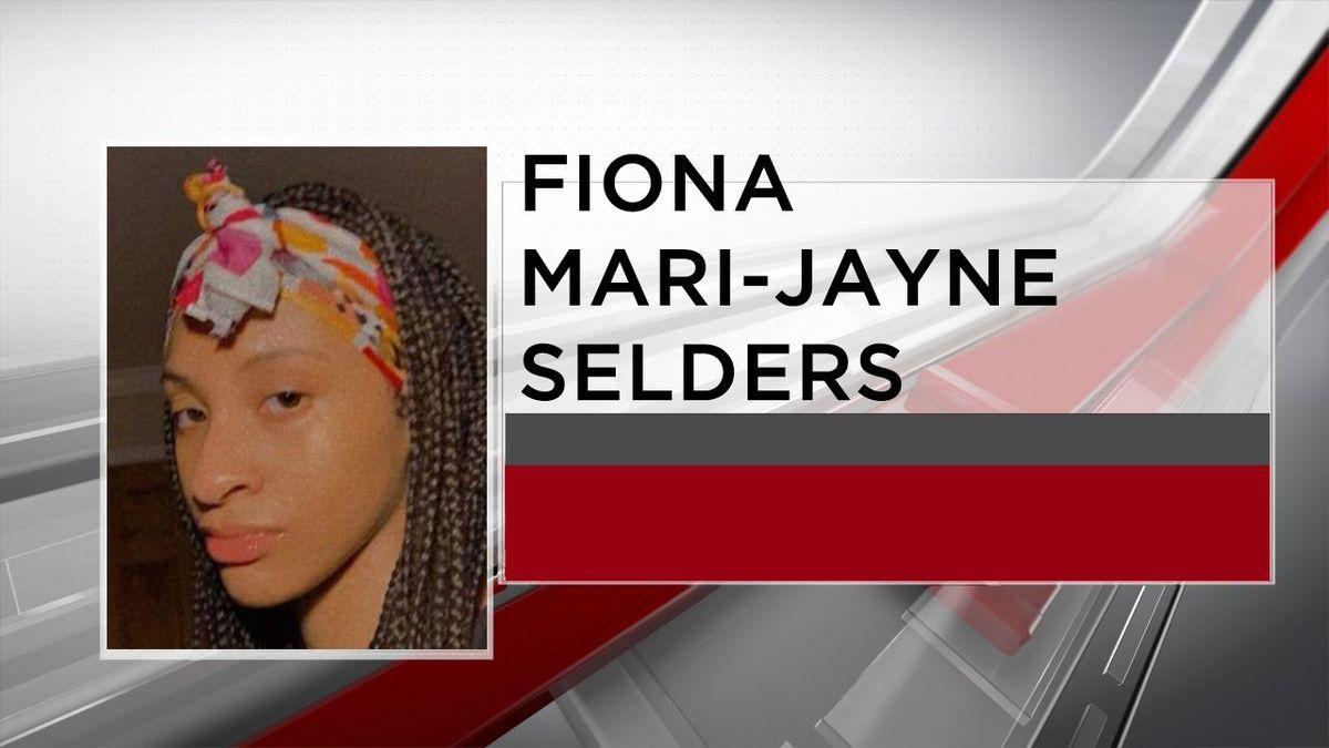 Baton Rouge police say Fiona Mari-Jayne Selders, 16, who had been reported missing, has been...
