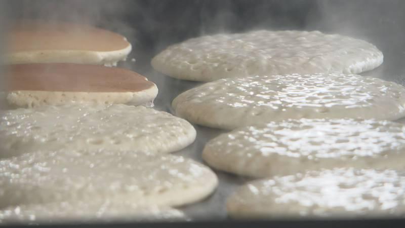 Baton Rouge General Pancake Festival