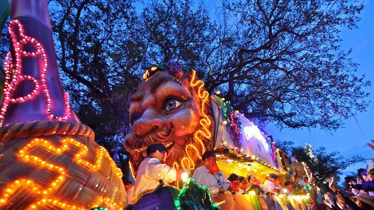 The Krewe of Bacchus has released a statement on the death of a parade goer that was hit and...