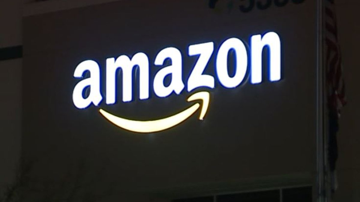 Authorities say the dead infant found in a trash can at an Amazon distribution facility was...