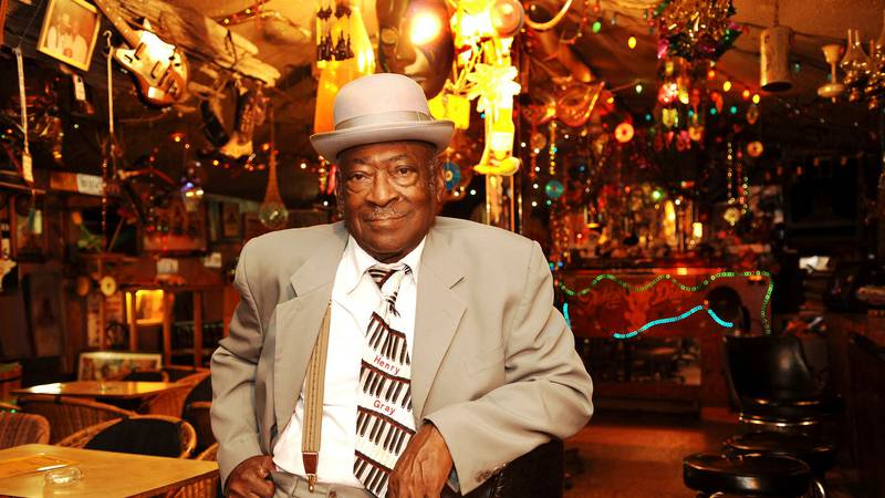 Legendary blues musician Henry Gray, 94, of Baton Rouge, is now in hospice care. A benefit...