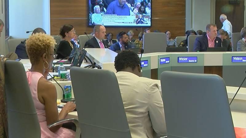 EBR Metro Council discuss the possibility of a moratorium on new development