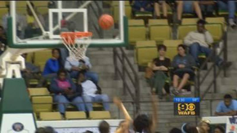 Girls high school basketball playoff action: March 2