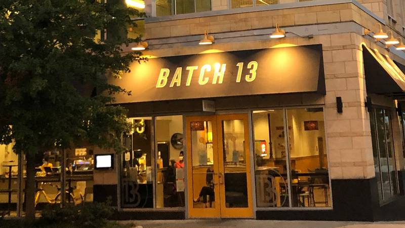 Batch 13 is one of several restaurants participating in Eat Fit, Dine Out Day.