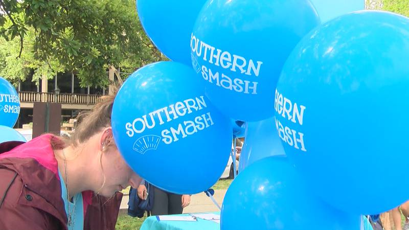 According to its website, Southern Smash is raising eating disorder awareness and spreading...