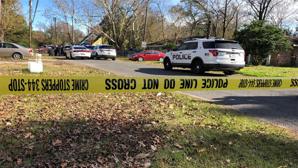 Police say a male was killed in a Saturday afternoon shooting on 68th Avenue near Village Street.