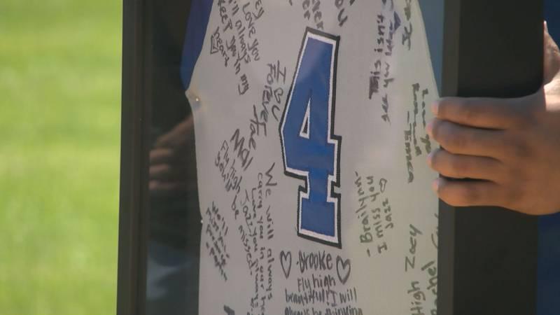 Port Allen High School remembers their classmate Jasmine Woods