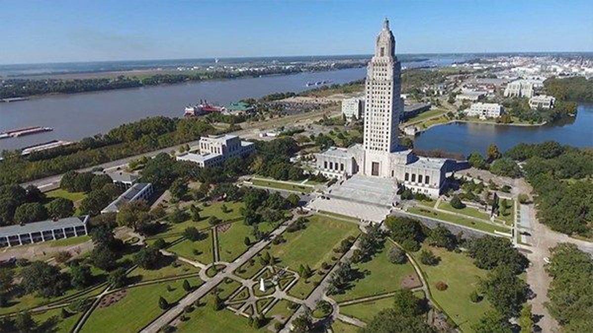 Louisiana State Capitol (Source: WAFB)