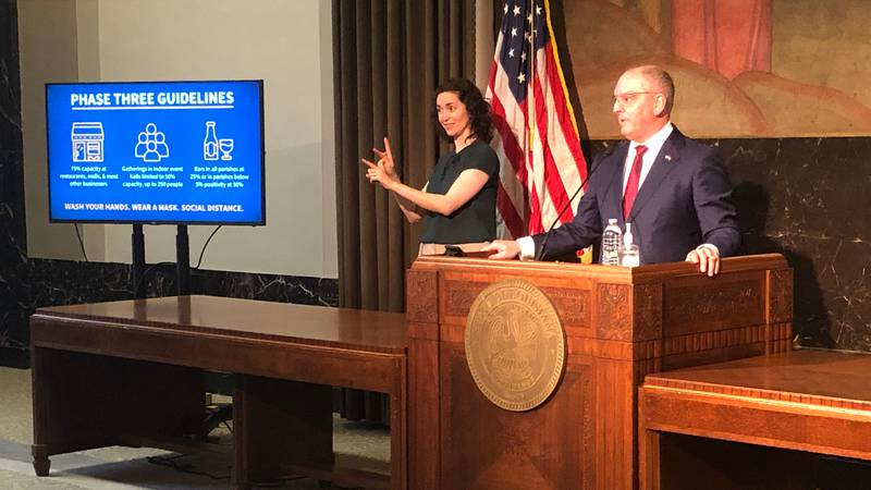 Louisiana Gov. John Bel Edwards announced the state would move to Phase 3 on March 3, 2021...