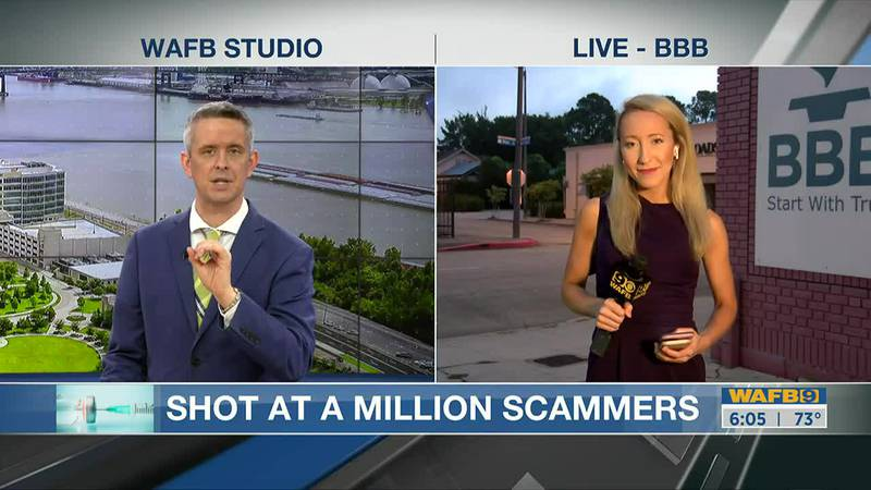 BBB warns of vaccine lottery scams