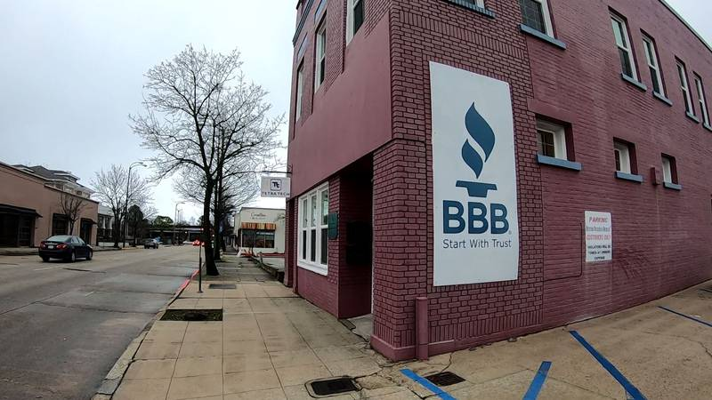 The Better Business Bureau is warning those using job hunting sites about keeping their...