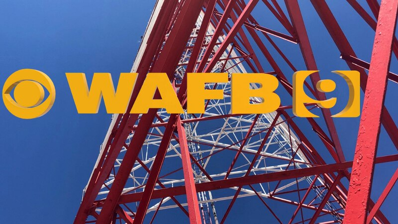 WAFB is a CBS affiliate in Baton Rouge, La.