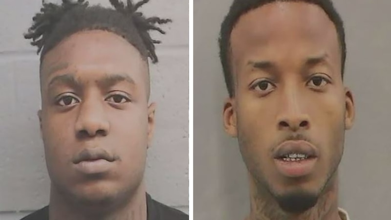 Frederick Jackson and Anthony Jenkins have been arrested for allegedly shooting and killing...