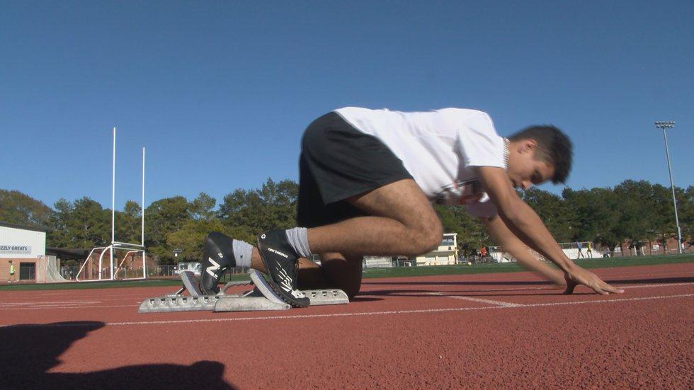 James Robert III was a star athlete before the LSU School of Engineering began making a...