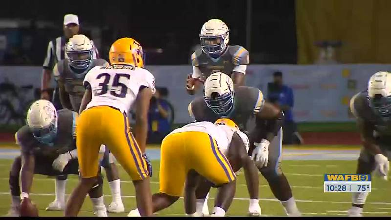Southern Jags McNeese State game recap