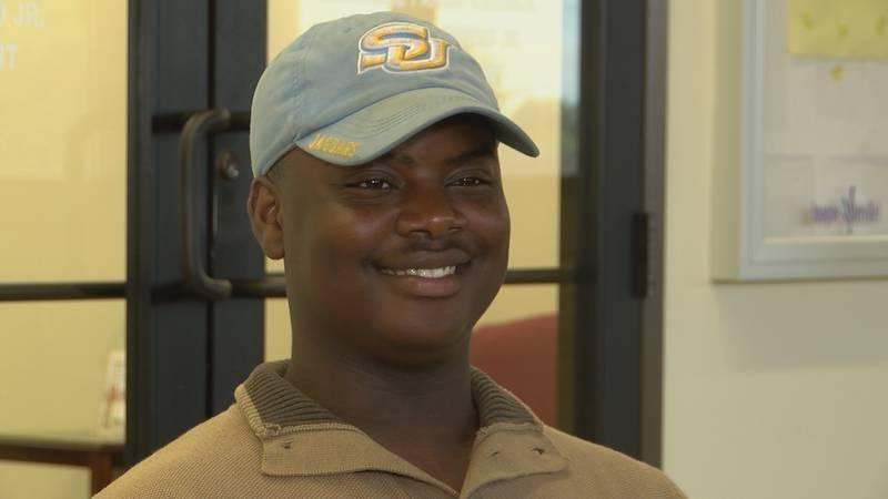 Raheem Pierce, 18, of Plaquemine, La., was elected to Ibreville Parish Council District 6's...