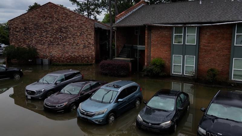 Renters insurance does not cover personal items in the event of a flood.