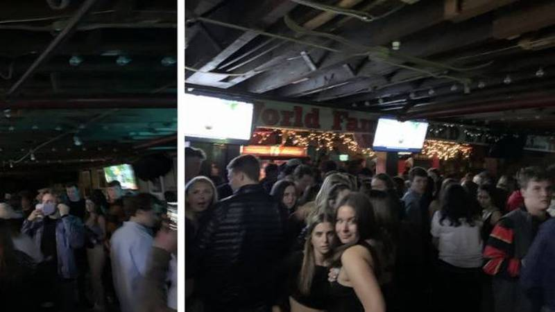 The City of New Orleans shut down several bars across the city, including the Red Eye, for...