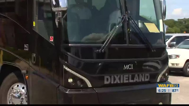 The Tigers are on their way to Knoxville, Tenn. to face Tennessee in a super regional.