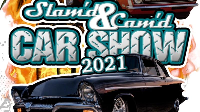 2nd Annual Slam'd & Cam'd Car Show