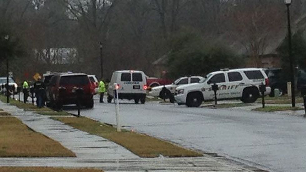 Coroner has been called to the scene (Source: WAFB)