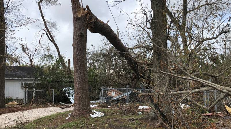As they clean up after one of the worst hurricanes to ever hit Louisiana some residents of...