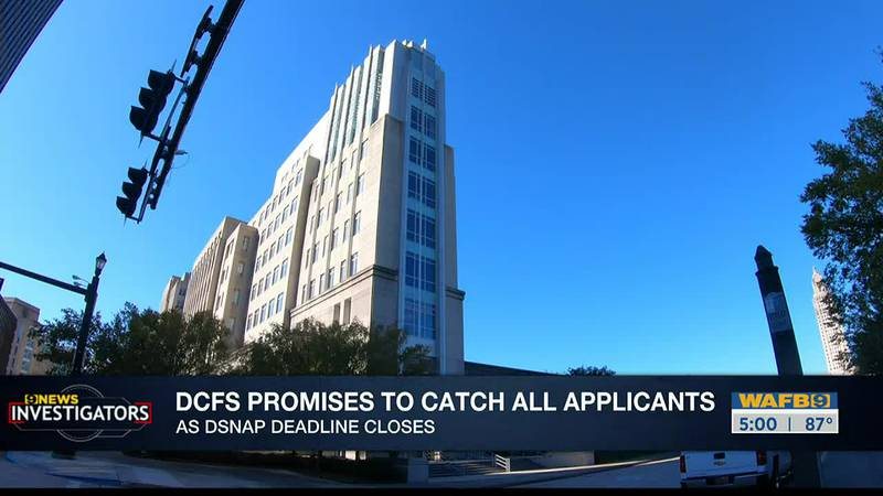 DCFS promises to catch everyone as DSNAP window closes