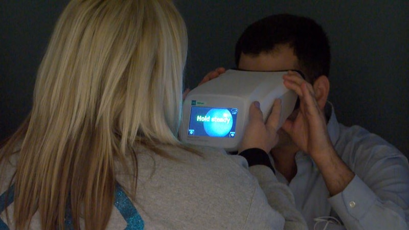 Relatively new technology at Baton Rouge General could help detect retinopathy in diabetics...