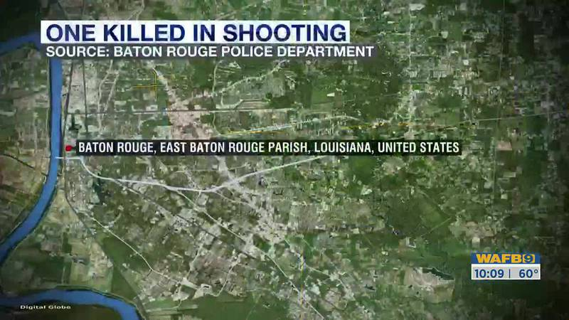 One killed in shooting