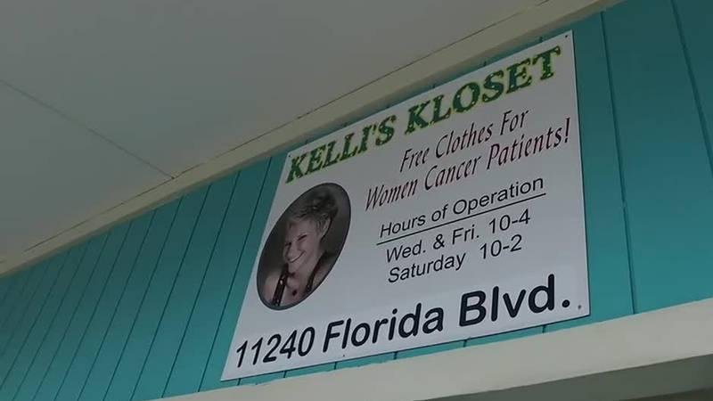 Kelli's Kloset expanding donations to flood victims