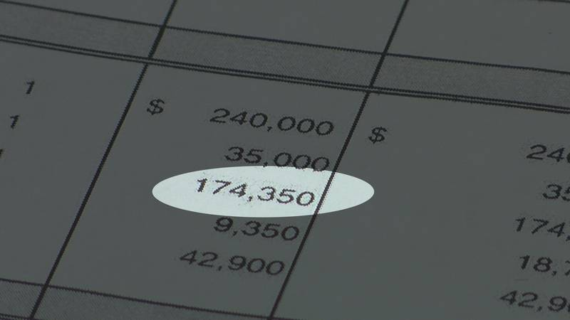 Some are questioning what seem like exorbitant figures in the library's 2018 budget.