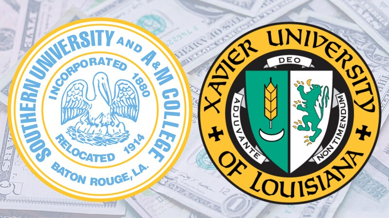 U.S. Sen. Bill Cassidy, announced May 13 Southern University and Xavier University will receive...