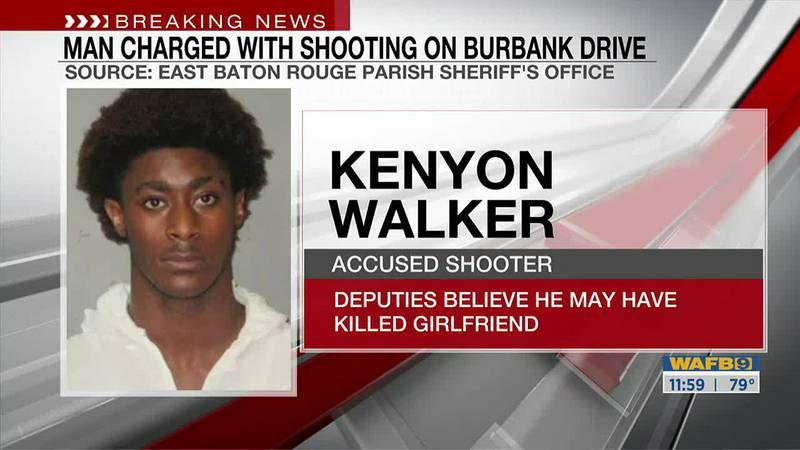 Man charged in Burbank shooting