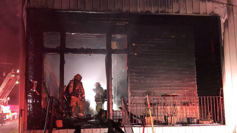 The New Orleans Fire Department is investigating a fatal house fire in the St. Claude...