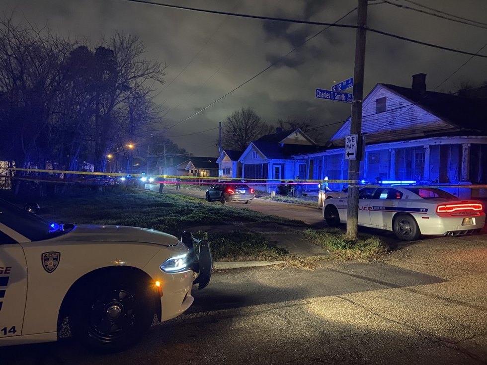 BRPD investigating deadly shooting on S. 12 Street near Charles T. Smith