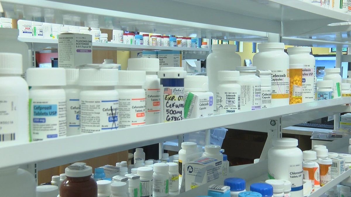 The task force wants to prevent middle men from charging patients more for drugs than it costs...