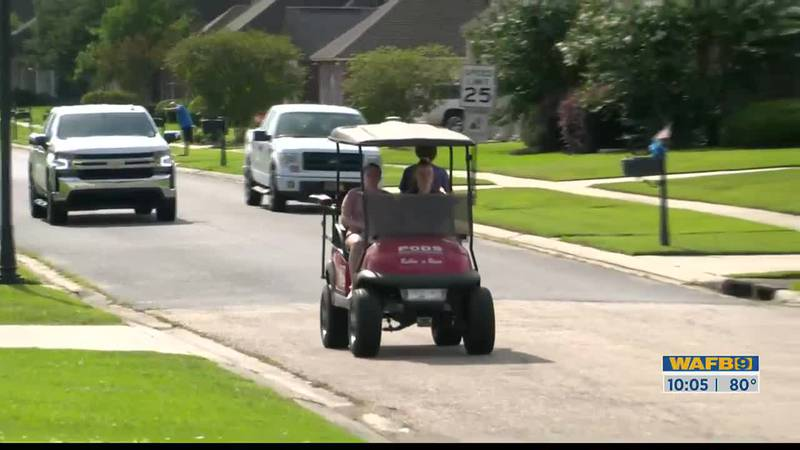 Officials cracking down on illegal ATV riding