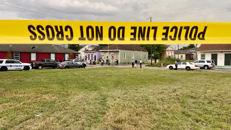 New Orleans police are investigating a quadruple shooting that happened in the Seventh Ward....