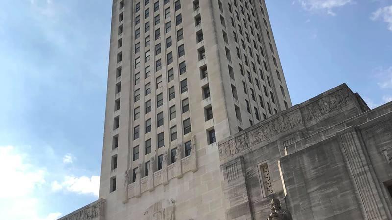 Louisiana capitol building