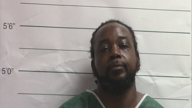 Donnell Hassell, 44, is accused of attempted murder on two police officers.